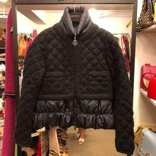 Moncler wool and down jacket size 1