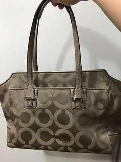 Authentic Coach bag. Hardly used.