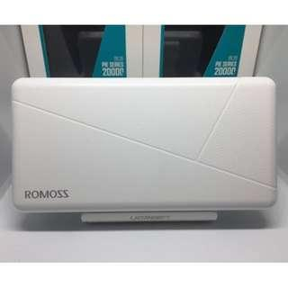 Romoss Pie20 Powerbank 20000mah (Brand New)