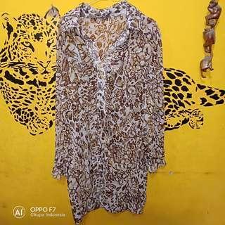 Tunik leopard