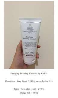 Purifying Foaming Cleanser Kiehl's