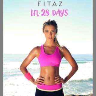 FitazFK 28 Day Fitness Guide