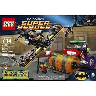 LEGO® DC Comics™ Super Heroes 76013 Batman™: The Joker Steam Roller (Retired/MISB)