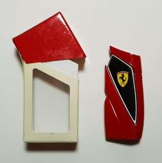 Ferrari Windproof Refillable Lighter (Free Shipping Included)