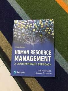 Human resource management A contemporary approach 8th edition