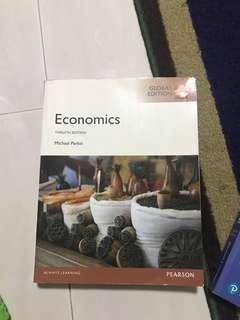 Economics Textbook by Michael perkin 12th edition