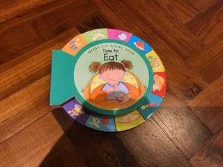 Children's Book Merry Go Round