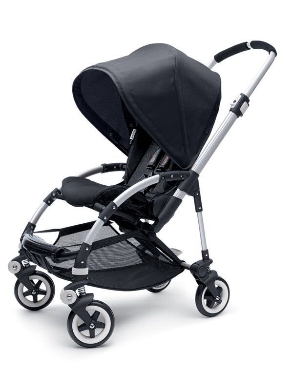 2016 Bugaboo Bee3 Stroller With Ride On Board Accessories