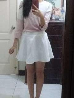 氣質百褶褲裙