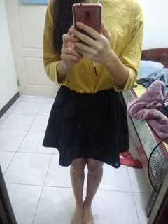 氣質百褶裙