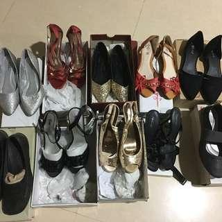 Shoes Shoes Shoes #SempenaRaya