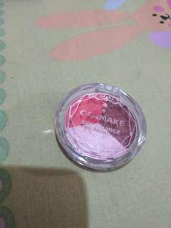 Canmake eyeshadow Japan