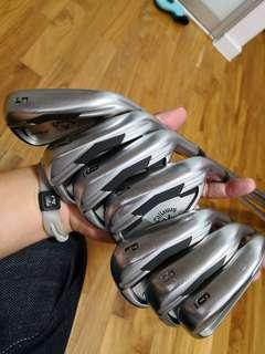 Callaway Apex Forged Golf Iron Set (5-AW)