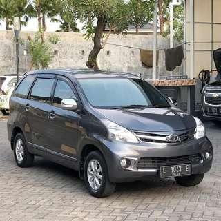 Toyota Grand Avanza G Manual