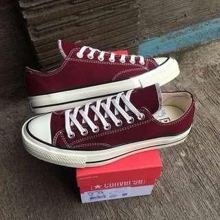 converse CT low allstar 1970's