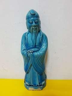 Vintage Porcelain Shou Sheng Gong (28cm)