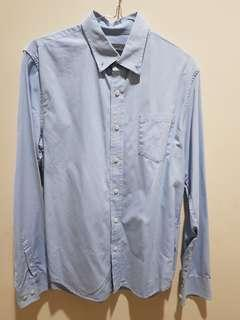 Giordano Skyblue Shirts