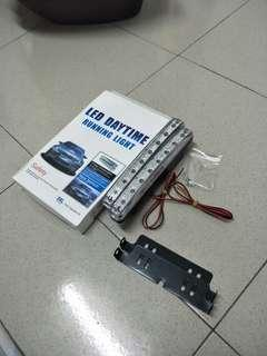 lampu led bawah bumper