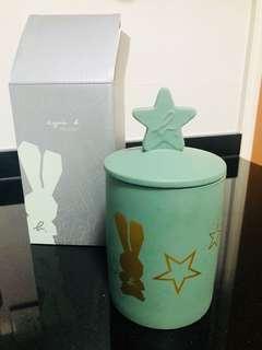 Agnes b Ceramics Jar
