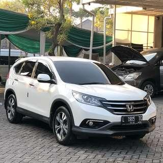 Honda All New CRV 2.4 Automatic