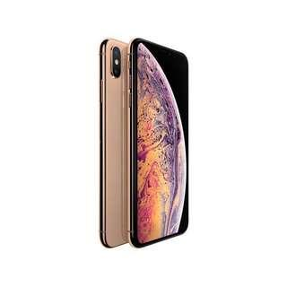 BNIB (sealed plastic wrap) iPhone XS Max 256GB Gold