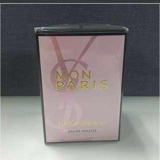 Authentic Brand New & Sealed YVES SAINT LAURENT Mon Paris Eau de Toilette 90ML