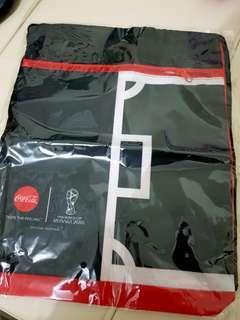 Drawstring Bag with Zipper