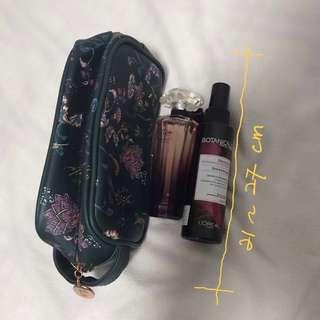 Zipper Case / Pouch (Makeup or Travel)