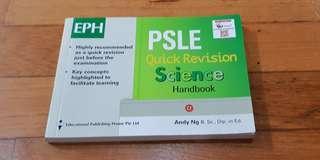 PLSE Quick Revision pocket handbook