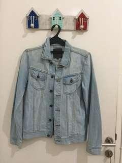 Giordano Jacket Jeans Size S
