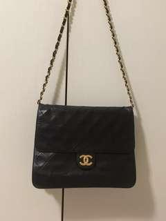 (售出)老香 vintage Chanel 古董包 老香包 方胖子