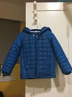 🚚 TucTuc男童鋪棉外套3T-4T
