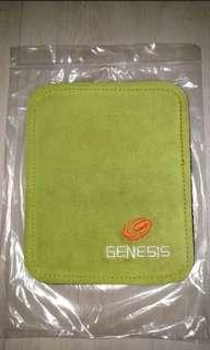 Genesis shammy leather pad for bowling
