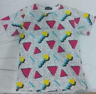 Wellborn t-shirt (Indonesian local brand)
