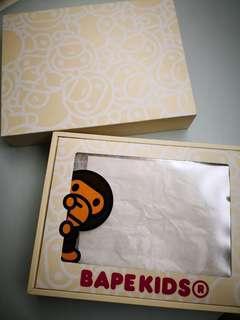 Bape kids 禮物盒 全新