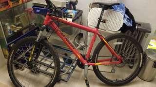 7成新 二手單車一架 merioa
