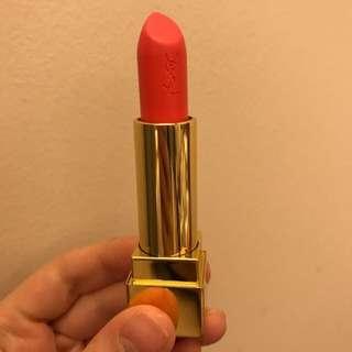 YSL lipstick rouge rose 52