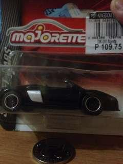 Audi R8 Roadster By Majorette