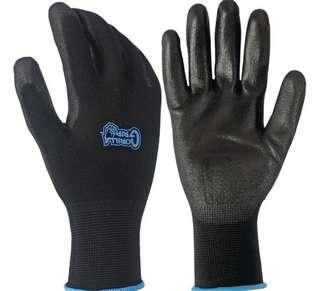 GREASE MONKEY GLOVES gorilla grip