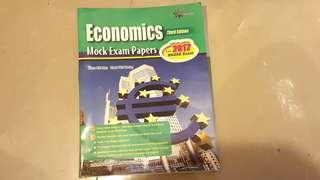 HKDSE Economics Mock Exam Papers 2017 (Third Edition)