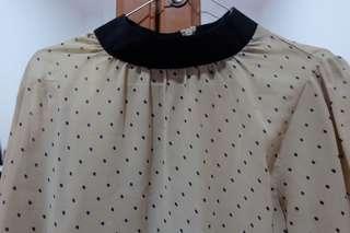 Motif shirt