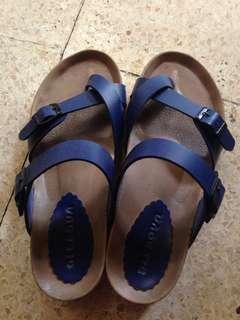 Sandal blue