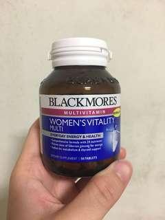 Blackmore women's vitality multi