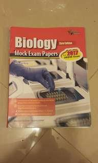 HKDSE Biology Mock Exam Paper 2017 (Third Edition)