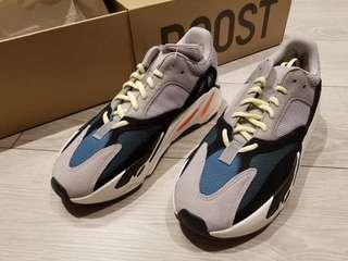 Adidas Yeezy Boost 700 Grey Gray US8.5 UK8 F42