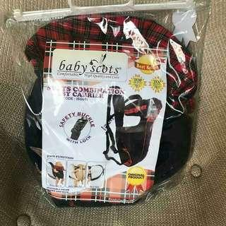 NEW Baby scots combination baby carrier