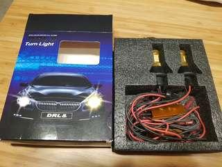 108 Leds and Drl Turn Light