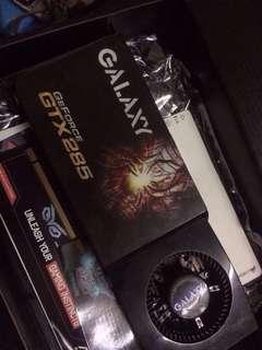 GALAXY GEFORCE GTX285