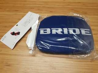 BRIDE headrest pillow (Blue)