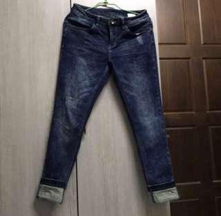🚚 gozo 牛仔褲